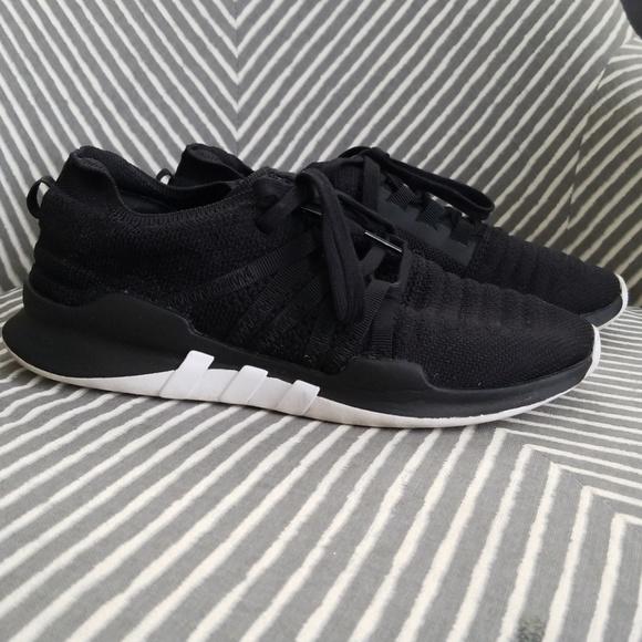big sale 96ea9 4bb4a Adidas Black Eqt Adv Racing Shoe